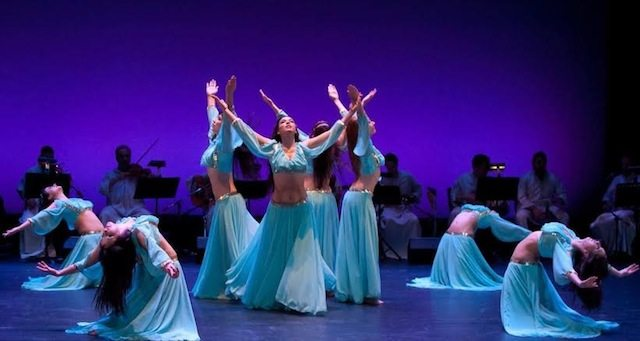 From the Arabesque presentation of Noor. Photo by Peter Lear.