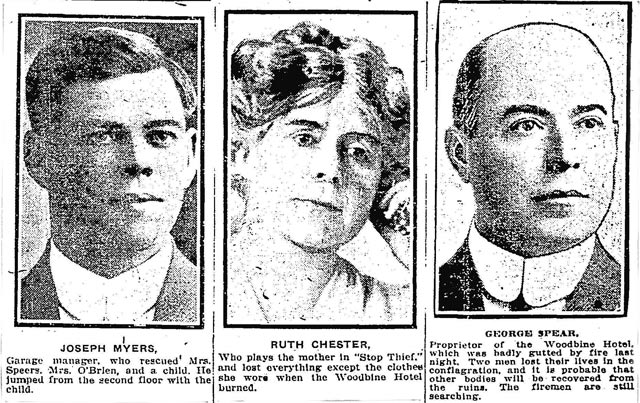 Source: the Toronto Star, March 18, 1914