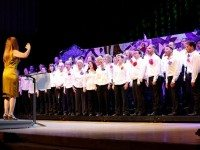 Singing Out, Toronto's largest LGBTQ chorus. Photo by Larry Nickel.