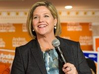 Photo courtesy of the Ontario NDP.
