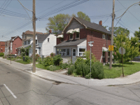 Google street view. Image courtesy of Urban Toronto.