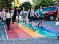 20140605-Rainbow Crosswalks - Toronto World Pride-028-Photo_by_Corbin_Smith