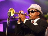Roy Hargrove in Toronto, 2007. Photo by Tracey Nolan.
