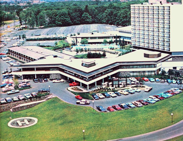 Source: The Inn on the Park: Toronto's Magnificent Convention Hotel (North York: The Inn on the Park, circa 1966)