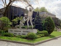 Photo of Canadian Football Hall of Fame, Hamilton, by Peter Macdonald via Creative Commons on Flickr.