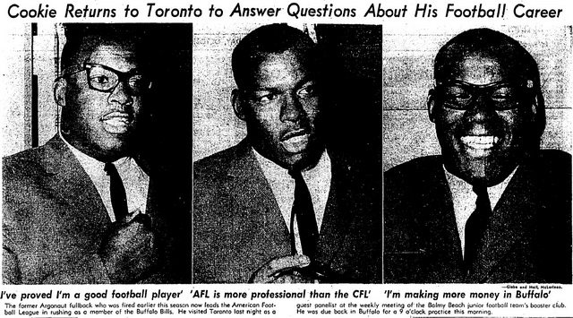 Globe and Mail (October 23, 1962)