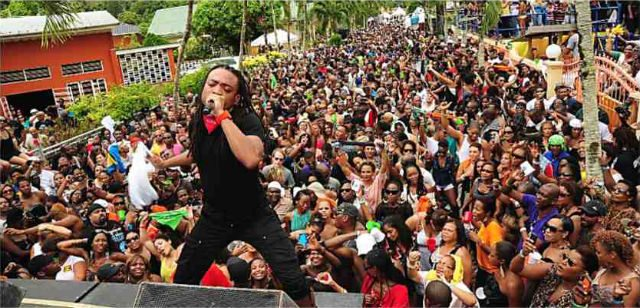 Machel Montano will play at Nathan Phillips Square to kick off a year's prep for the Pan Am Games. Photo courtesy of the artist.