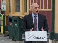 Photo from Steven Del Duca's website.