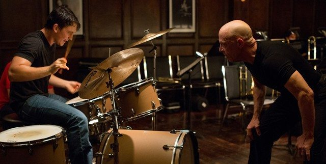Still from Whiplash