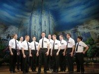 The Book of Mormon First National Tour Company. Photo by Joan Marcus.