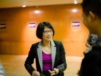 Photo from Olivia Chow's Facebook page.