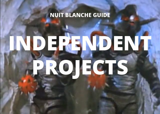 nuit blanche independent arrow