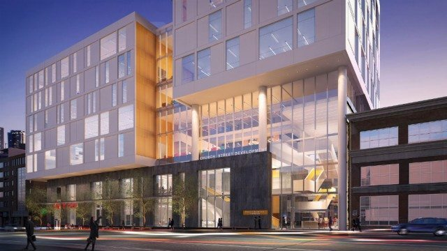 Ryerson Reveals Design Of New Mixed Use Building On Church Street