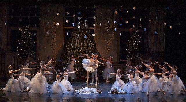 The Pia Bouman School for Ballet and Creative Movement presents their annual production of The Nutcracker, featuring dancers aged seven to 18