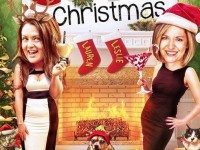 Lauren Ash & Leslie Seiler, Christmas superfans. Detail of an image by Kurt Firla.