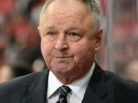 Photo from Randy Carlyle's Twitter account.