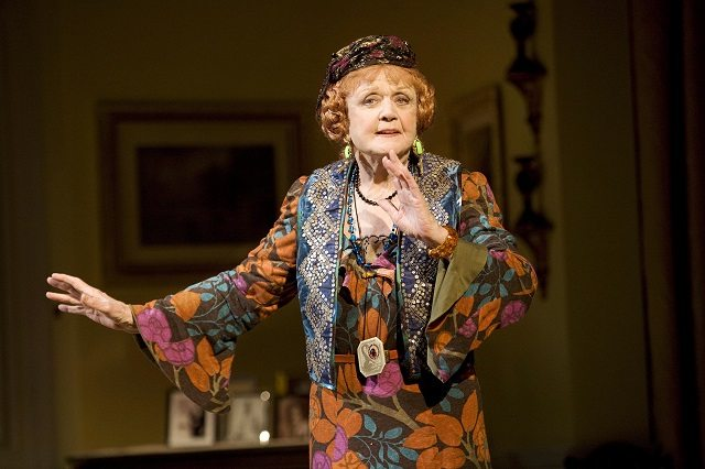 Angela Lansbury brings her Broadway and London triumph to Toronto, playing Madame Arcati in Noël Coward's supernatural comedy Blithe Spirit at the Princess of Wales  Photo by Robert J  Saferstein