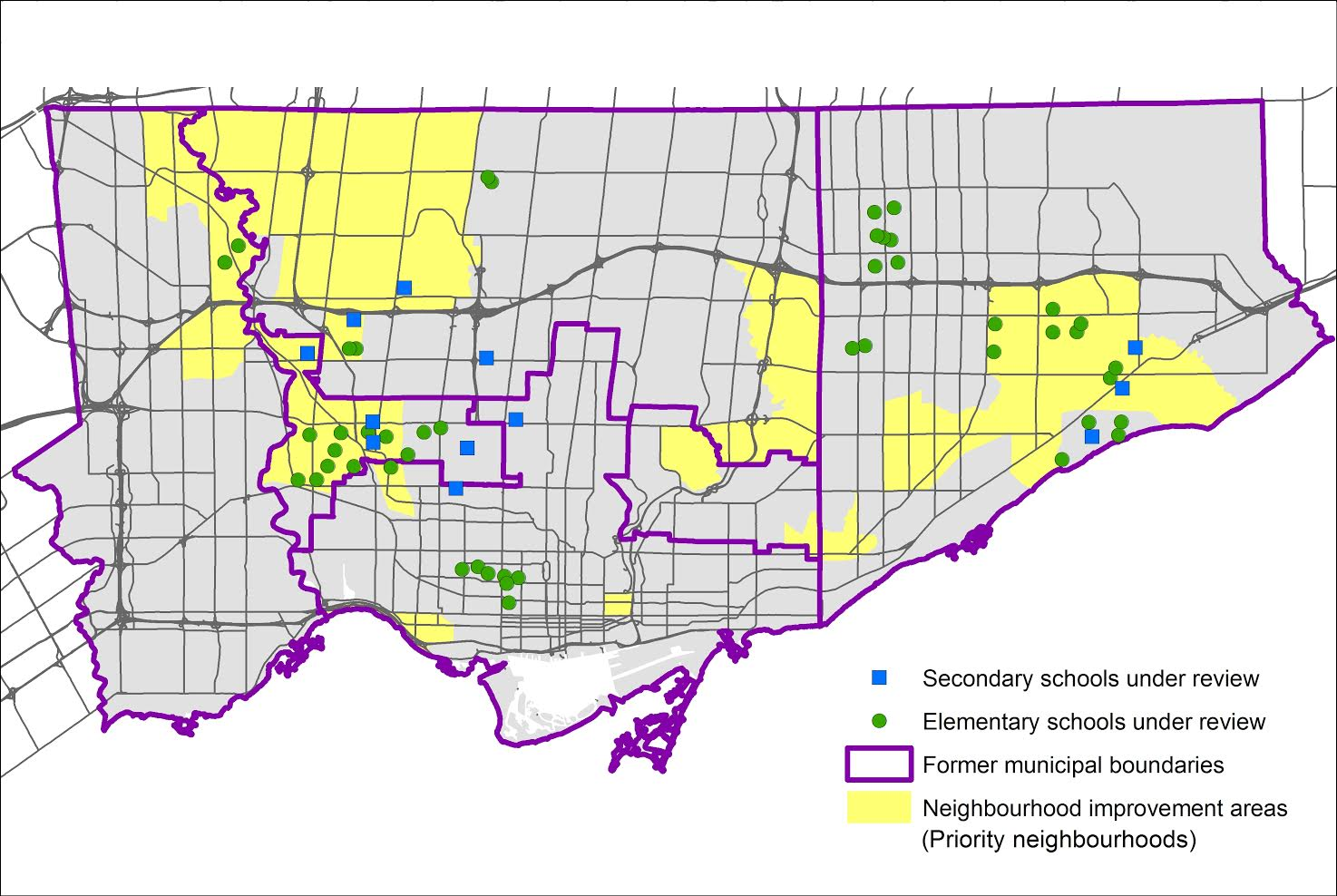 School Closures Toronto: Mapping Which Neighbourhoods Could Be Most Affected By