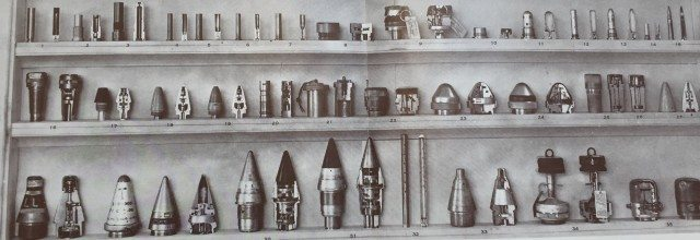 Collection of Fuzes 1944