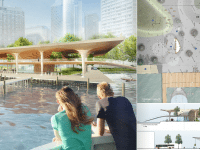Diller Scofidio+Renfro (New York City) + architectsAlliance (Toronto) + Hood Design (Emeryville, CA)
