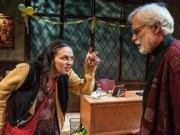 Lisa C. Ravensbergen and Thomas Hauff star in God and the Indian,