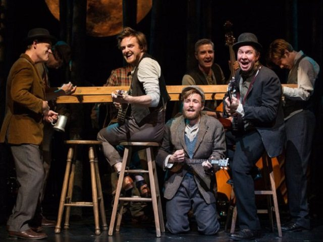 Soulpepper's rousing Spoon River has been named best musical production by the 2015 Toronto Theatre Critics Awards  Photo by Cylla von Tiedemann