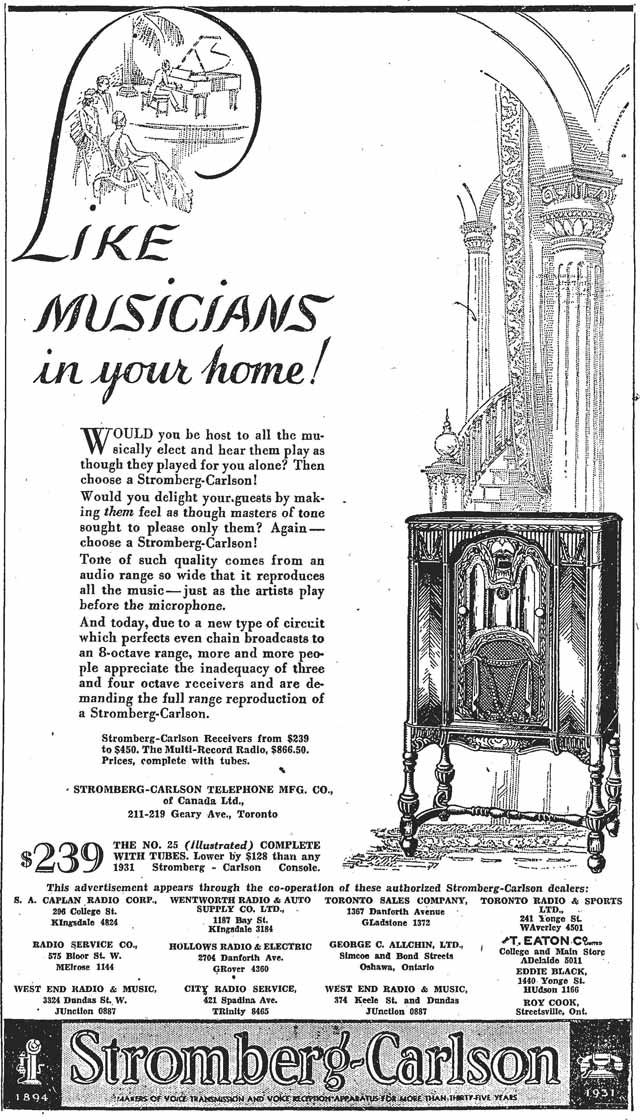 One of the earliest ads to mention Eddie Black's  Globe, October 19, 1931