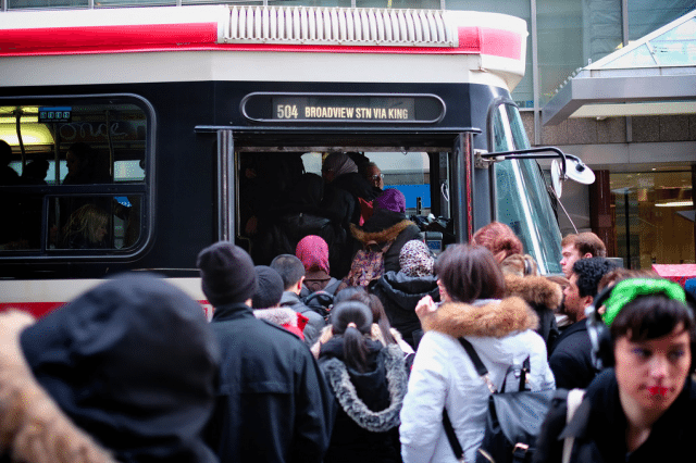 Photo by Jason Cook, from the Torontoist Flickr Pool