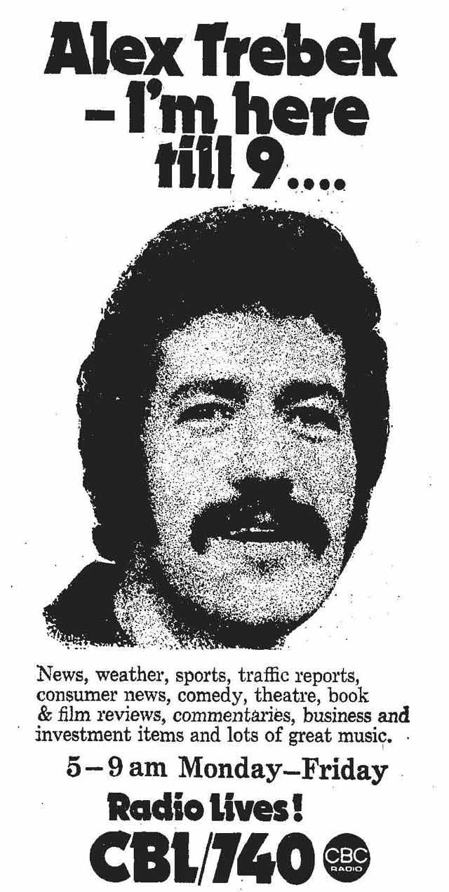 Source: Globe and Mail, October 27, 1971