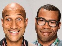 QUICK QUIZ: Do you know - without Googling - which one is Key and which one is Peele?