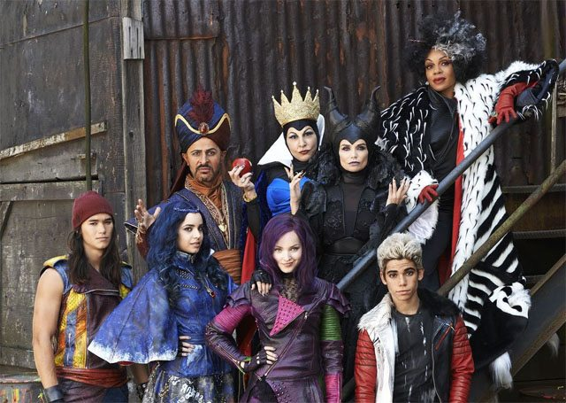 Televisualist The One Where Maleficent Has A Kid