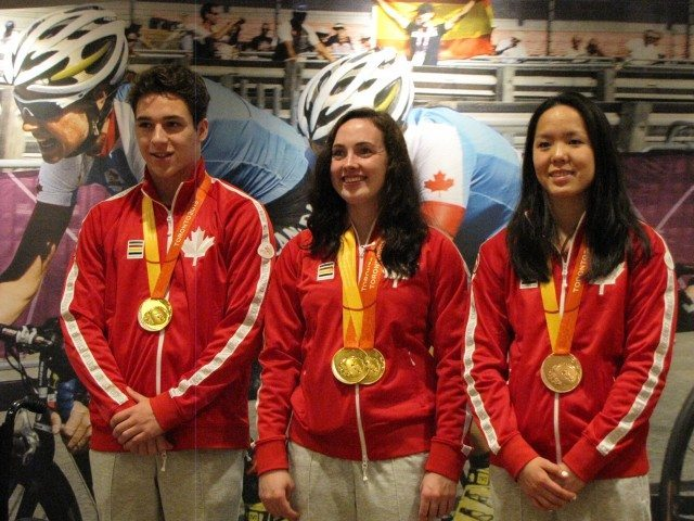 Canadian ParaPan Swimming Medalists