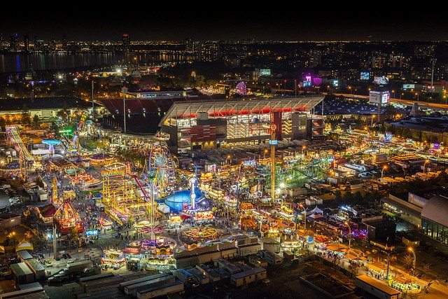 The best photos from the 2015 cne for Pool show toronto 2015