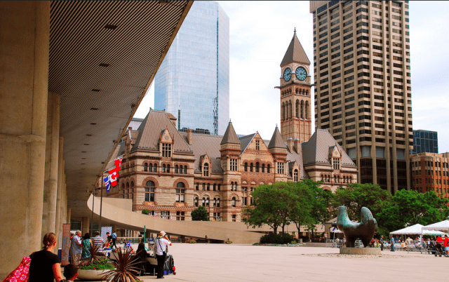Photo by mandalaybus from the Torontoist Flickr Pool