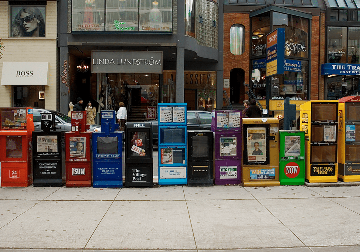 Photo by Christopher Hylarides from the Torontoist Flickr Pool