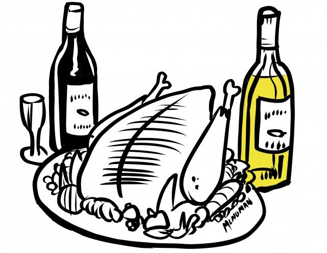 Turkey and Wine e1444101030889