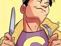 Does this nose look familiar to you? Detail from Jughead #1 cover by Erica Henderson.