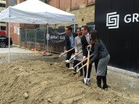 Ground Breaks on Worst-Named Condo Development in Toronto