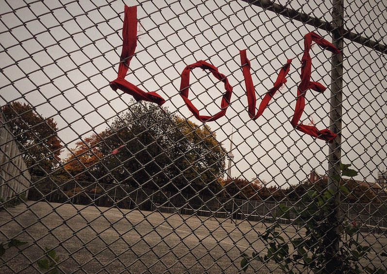 fence love1
