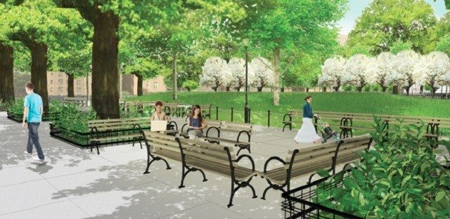 NYC Parks Without Borders
