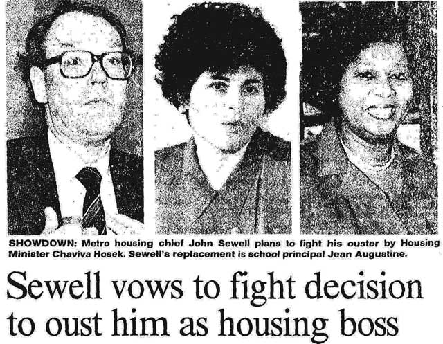 Source: Toronto Star, September 11, 1988