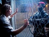 """Let me out of here!"" ""Not until you say you're Sawyer."" ""That was a different show!"" ""Say it."""