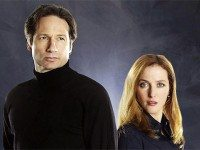 In fairness, Mulder and Scully in black clothing is a timeless thing.