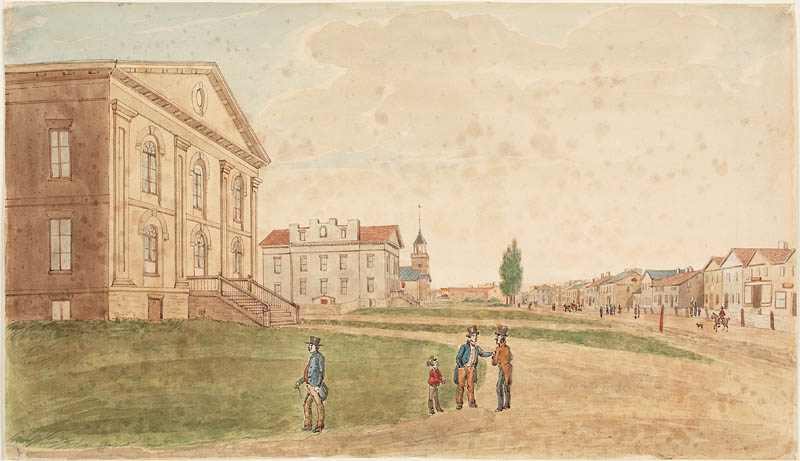 King East August 1829