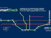 From his campaign, John Tory's SmartTrack might look very different if and when it's implemented.