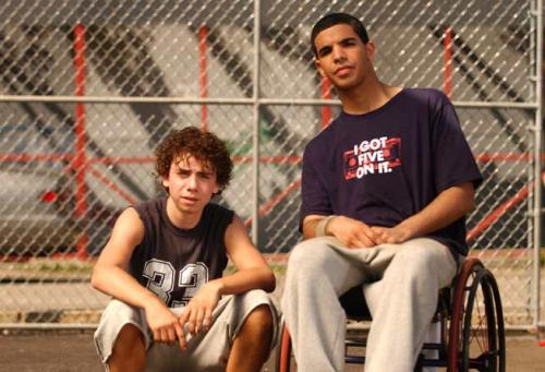 "Drake will coach ""Team Canada,"" which isn't entirely Canadian  Image from Degrassi"