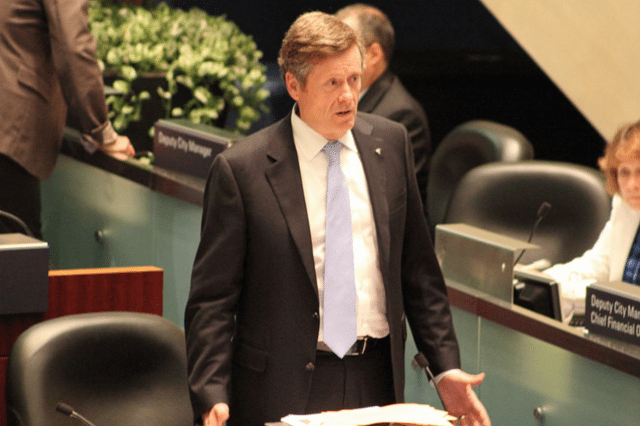 Mayor John Tory  Photo by John Tavares from the Torontoist Flickr Pool