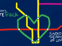 John Tory's HeartTrack (funded by the power of love!)