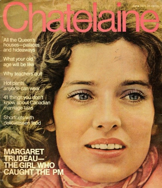 Chatelaine June 1971