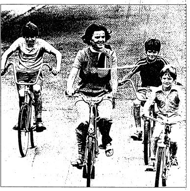 Doris and boys late 1960s Toronto Star